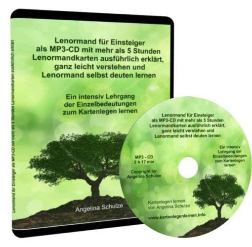 Lenormand für Einsteiger als MP3-CD