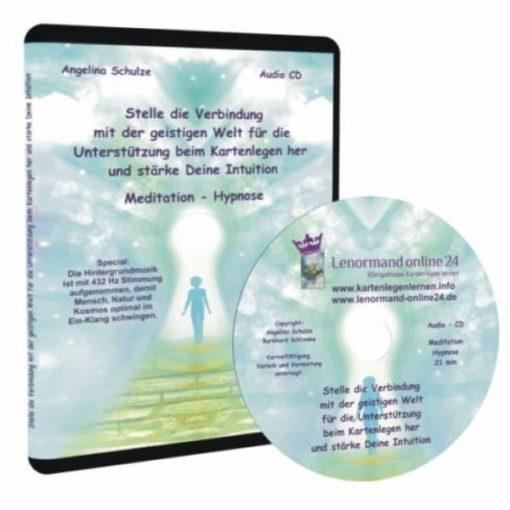 Meditation - Verbindung geistige Welt beim Kartenlegen