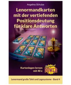 Lenormand Power vertiefende Deutung Lenormandbuch