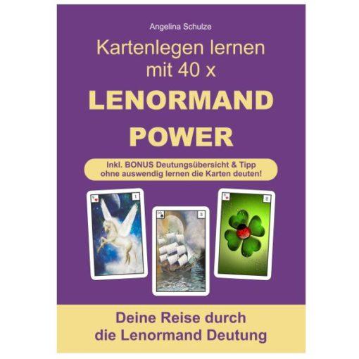 Reise Lenormand Deutung - Kartenlegen lernen