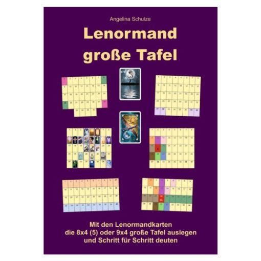 Lenormand grosse Tafel Anleitung