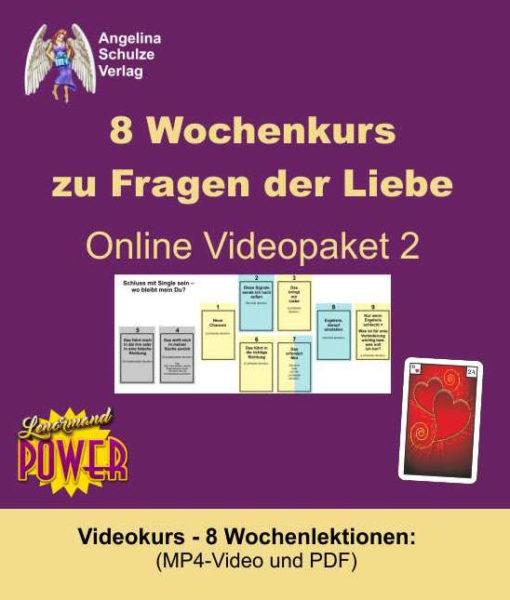 Lenormand Legesysteme zur Liebe - Videokurs2