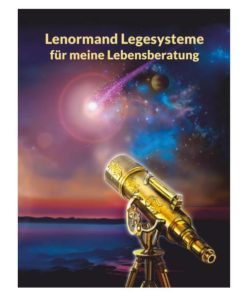 Lenormand Legesysteme Notizbuch