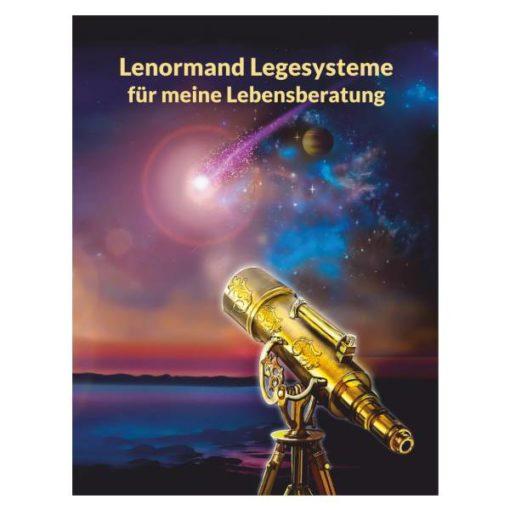 Lenormand Legesysteme Notizbuch