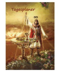 Tagesplaner Tarot Magier