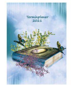 Terminplaner 2021 Buch